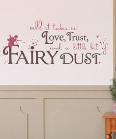 Bring a unique touch to home décor quickly and easily with this convenient wall decal. Perfect for adding a bit of character to the living room or a little one's bedroom, the charming design is sure to impress guests with its modern look.