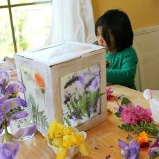 12 best summer art activities for kids that combine children's favorite arts and crafts with ideas that are perfect for summertime. Fun Arts And Crafts, Easy Crafts For Kids, Projects For Kids, Art For Kids, Art Projects, Crafts Toddlers, Simple Crafts, 4 Kids, Summer Art Activities