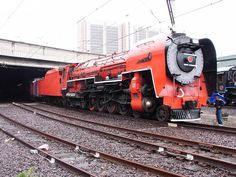 #South African Class 26, the Red Devil