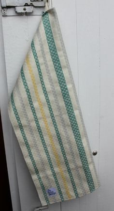 Towels in nice thick linen and cotton blend by ReDesignandReCycled, kr76.00