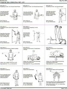 Torn Rotator Cuff Rehab Exercises - - Yahoo Image Search Results