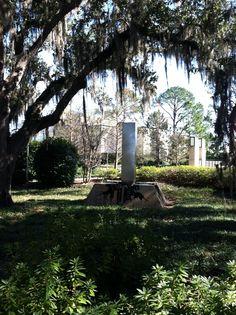 Sculpture Garden, City Park, New Orleans LA