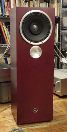 Zu Audio's outrageously awesome speaker! Check it out here…