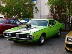 71 Dodge Charger