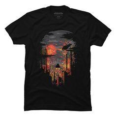 Evacuate Earth Men's T-Shirt