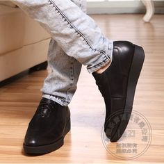 91.58$  Buy here - http://ali7yp.worldwells.pw/go.php?t=32754724484 - Shoes Men Full Grain Leather HorseHair Solid Color Marten Hair Thickness Bottom Personality Wearproof Plain Soft Leather