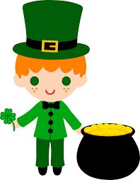 this cute and adorable leprechaun clip art is great for use on your rh pinterest com clipart leprechaun hat clip art leprechaun thinking