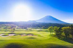 富士クラシック 富士山の麓、雄大なゴルフ場 山梨/フォトギャラリー