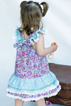 Sugar N'Spice --- so sweet. http://www.felicitysewingpatterns.com/product/sale-sugar-n-spice-version-lucy-lou-pattern-girls-12-months-10-years-felicity-sewing-pattern?tid=3