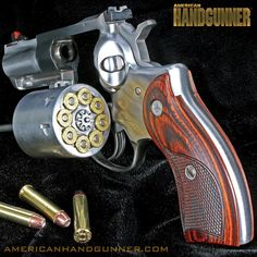 You need an extra day of the week to shoot this 8-shot brawny beast from Ruger. It's a Redhawk .357 Magnum that'll do what needs to be done and still have rounds to spare. More in the Nov/Dec 2017 issue of American Handgunner. #wheelgunwednesday #357 #redhawk #ruger ##magnum #igmilitia #2a #righttobeararms