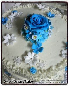 Fondant Cupcakes, Fondant Flowers, Cupcake Toppers, Icing, Cake Decorating, Wedding Cakes, Desserts, Food, Wedding Gown Cakes