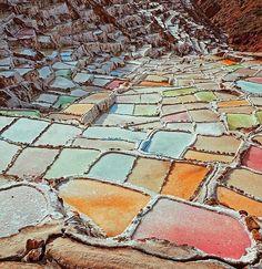 Salineras de Maras Coloridas