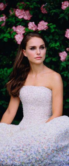 Christian Dior Haute Couture- Natalie Portman