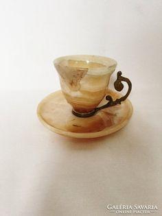 ALABÁSTROM ? CSÉSZE RÉZ FÜLLEL Tea Cups, Nice, Tableware, Dinnerware, Tablewares, Nice France, Dishes, Place Settings, Cup Of Tea