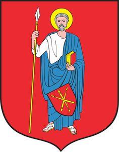 Zamość coat of arms. Zamość es una ciudad del sureste de Polonia con 66,633 habitantes (2004), situada en el Voivodato de Lublin (desde 1999). A alrededor de 20 kilómetros de la ciudad se encuentra el Parque Nacional de Roztocze. El centro histórico se incluyó en la lista de ciudades Patrimonio de la Humanidad de la Unesco (en 1992).