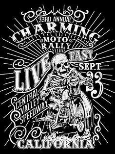 'Charming' TV Show Parody 18x24 - Vinyl Print Poster
