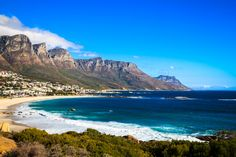 Table Mountain, Camps, South Africa, Traveling, Mountains, Water, Outdoor, Viajes, Gripe Water