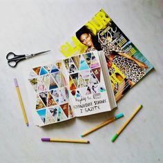 Podesłała Martyna Głasek #zniszcztendziennikwszedzie #zniszcztendziennik #kerismith #wreckthisjournal #book #ksiazka #KreatywnaDestrukcja #DIY