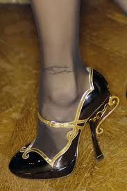Image result for autumn heels brown steampunk