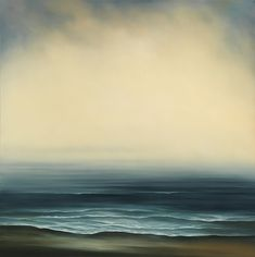 Sky Glow #520 I Oil on panel I 46 x 46 inches. Louise LeBourgeois. Love this one!