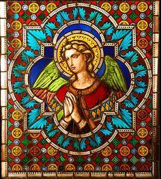 Agnolo Gaddi - Vetrate - Cappella Maggiore - Basilica Santa Croce, Firenze
