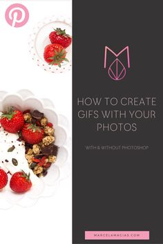 How to create GIFs in just a few easy clicks - Marcela Macias Photography Girl Boss, Gifs, About Me Blog, Create, Easy, Photography, Photograph, Photo Shoot, Gifts