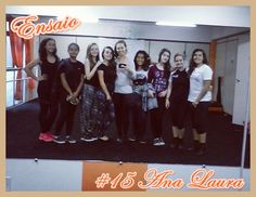 Ensaios.... Coreografia 15 anos  Ana Laura https://www.facebook.com/institutodancaidag