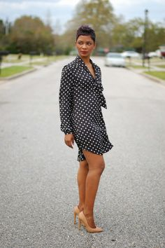 {Grow Lust Worthy Hair FASTER Naturally}>>> www.HairTriggerr.com <<< She's KILLING that Shirt Dress!!!