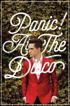 5885ea1b53f8 Panic At The Disco Green Ivy Red Suit Poster 24 x 36in   Learn more by
