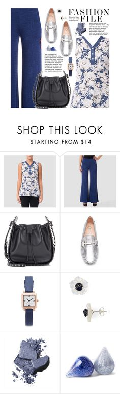 """""""Casual (Joseph Ribkoff Collection)"""" by beebeely-look ❤ liked on Polyvore featuring Joseph Ribkoff, Valentino, Tod's, Marc Jacobs, Stephen Dweck, Bobbi Brown Cosmetics, casual, premiereavenueboutique and JosephRibkoff"""