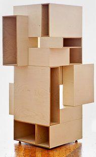 Designer Takeshi Miyakawa's 14 + 1 shelving