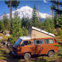 Away from it all Vw Wagon, Gypsy Wagon, T3 Camper, Camper Van, Van Camping, Camping Life, Vw Syncro, Adventure Car, Volkswagen Bus