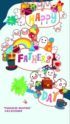 Happy Father's Day from Snapchat