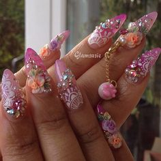 Glamsusie nails