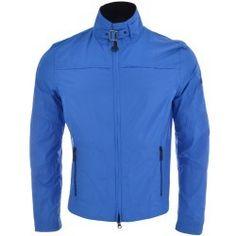 Track LIGHTWEIGHT Jacket In Blue   EQVVS