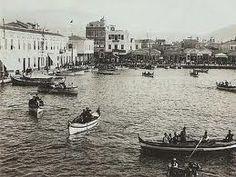 harbor of Izmir