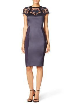 Rent Carrie Sheath by CATHERINE DEANE for $140 only at Rent the Runway.