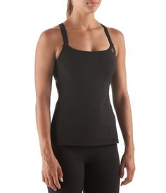 CLICK IMAGE TWICE FOR PRICING AND INFO :) #bra #bras #shelf #shelfbra #shelfbras #womens #intimates  SEE A LARGER SELECTION FOR the shelf bra at http://zwomensbra.com/category/bra-categories/shelf-bra/ -  RYU Womens Fierce Tank with Shelf Bra Xtra Small Black « Z Womens Bra