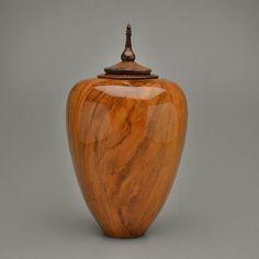 Artistic Wood Urns – Unique Cremation Urns, Wood Urns, Hand Turned Works of Art
