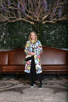 My Life in 3 Looks: Kate Foley  - HarpersBAZAAR.com