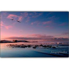 Our Beautiful Beach in sunset. © fotografkallen.com
