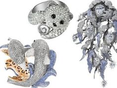 be23d748d47b91 Where to Spend It  On Unique Jewellery   Luxpresso Mobile Montres, Chopard,  Bijoux