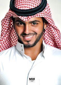 Arab men in style