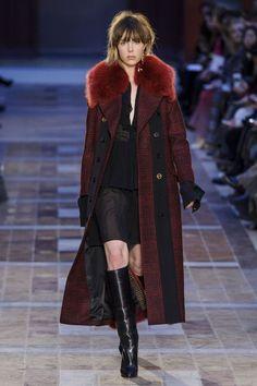 Tendance manteau hiver 2016 carreaux Prince de Galles Sonia Rykiel