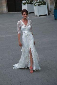 Robe de mariée Cymbeline Collection 2010 - Robes de mariée 2014 : Toutes les collections 2014