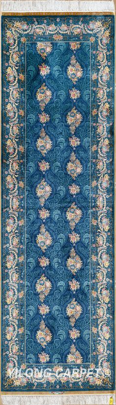 Persian rug Oriental Turkish carpet silk rug Tabriz rugs hereke area rugs Materials: Silk Technology: Hand Knotted Size: 2'x3' (61x91cm)-14'x20' (427x610cm) Color: Blue, Yellow, Pink, Beige, Light and green. Design: Flower, Birds, Tree of life, horse, Medallion, four season, Last Supper and hunting Fit for: bedroom, living room, study room, kitchen, dining area, hallway, gallery, corridor, porch, office etc. … alice@yilongcarpet.com WhatsApp: +86 15638927921 www.yilongcarpet.com
