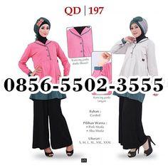 Gamis Qirani Model 115, HP.0856-5502-3555,