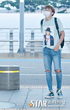 [AIRPORT] 160804: BTS J-Hope (Jung Hoseok) #bts #bangtan #bangtanboys #fashion…