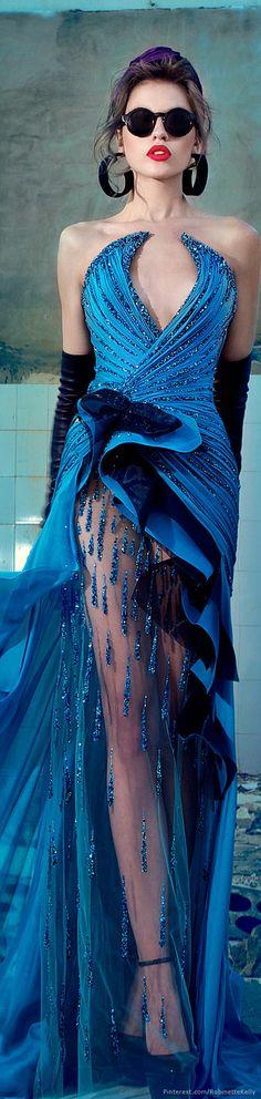 Nicolas Jebran | Couture ~Latest Luxurious Women's Fashion - Haute Couture - dresses, jackets. bags, jewellery, shoes etc