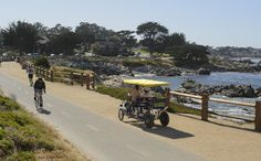 Things to Do in Monterey | Beaches, Golf, Shopping, Hiking & Parks